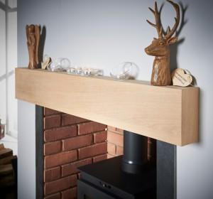 Wood Veneered Beam